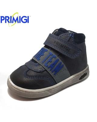 Primigi sötétkék belebújós cipő