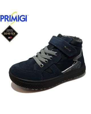 Primigi kék magasszárú cipő
