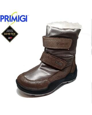 Primigi sötétbarna téli cipő