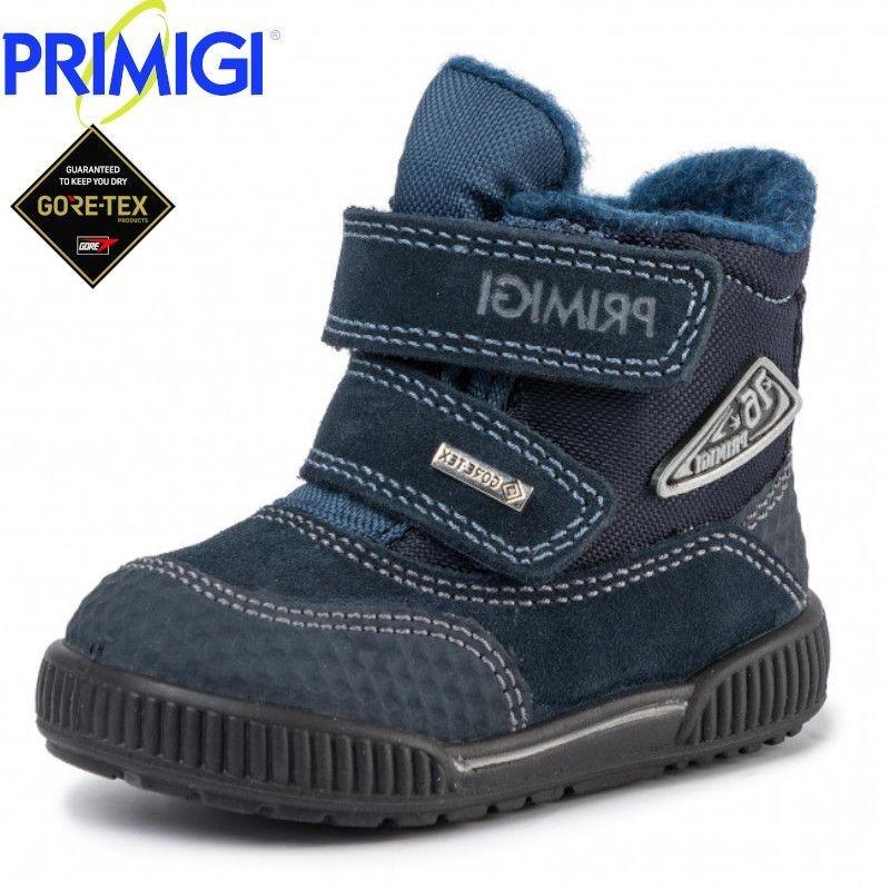 Primigi sötétkék téli cipő