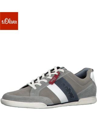 s.Oliver szürke sportcipő