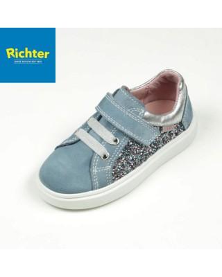 Richter világoskék félcipő