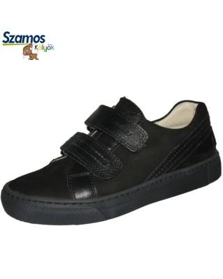 Szamos kölyök fekete cipő