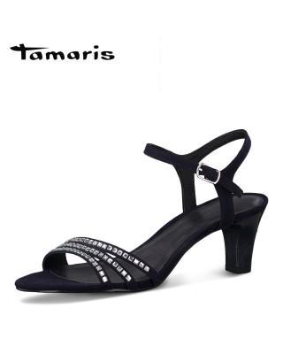 Tamaris sötétkék alkalmi...