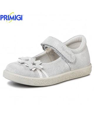 Primigi ezüst pántos cipő