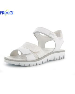 Primigi fehér-ezüst szandál