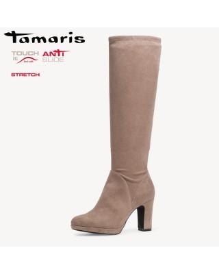 Tamaris drapp magassarkú...