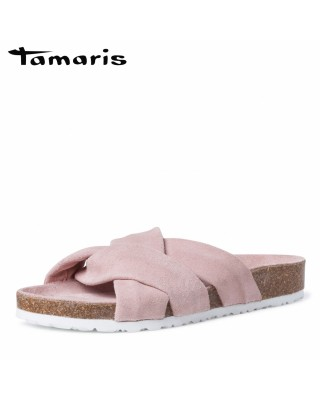 Tamaris rózsaszín bőr...