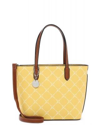 Anastasia sárga shopper