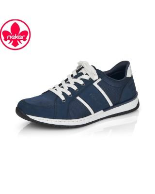 Rieker kék sportos cipő