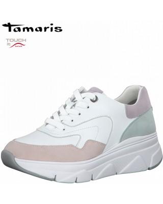 Tamaris világos sportos cipő