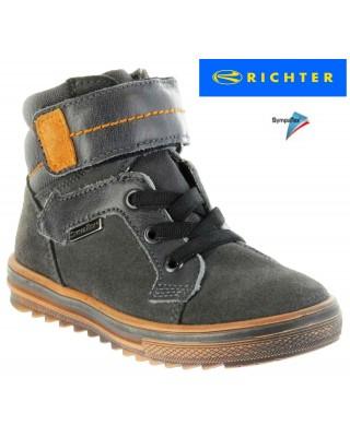 Richter szürke vízálló cipő