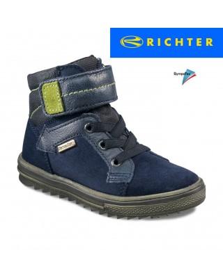 Richter kék vízálló cipő