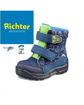Richter kék hótaposó