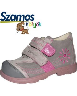 Szamos kölyök SUPINÁLT szürke lány cipő