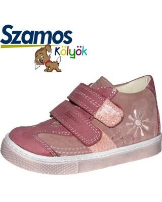 Szamos kölyök mályva színű cipő