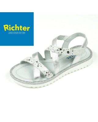 Richter ezüst színű szandál