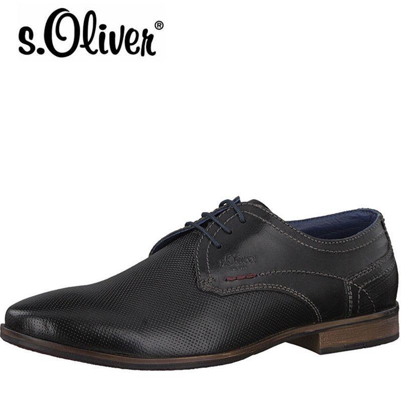 S.Oliver Férfi Alkalmi Cipő