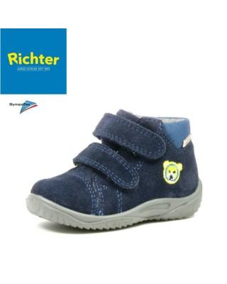 Richter kisfiú bélelt cipő