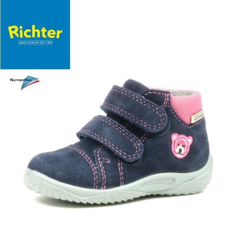 Richter kislány bélelt cipő - Vitálos cipőbolt Szentendre 5c21eeb59c