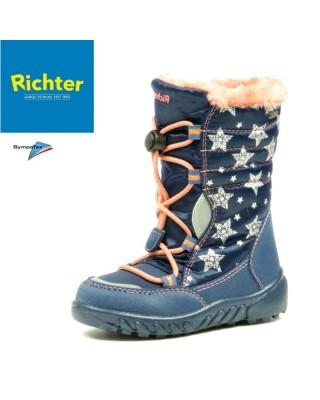 Richter kék lány hótaposó