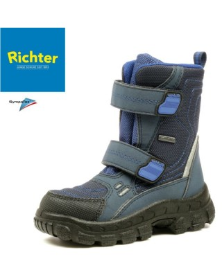 Richter kék-fekete hótaposó