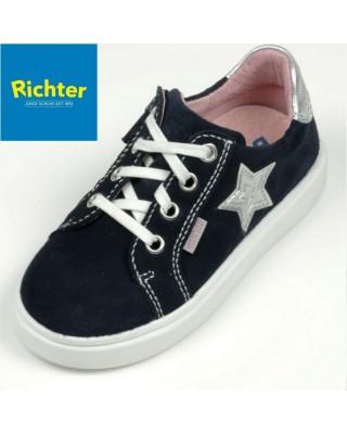 Richter sötétkék sportos cipő