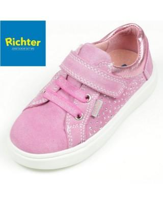 Richter rózsaszín félcipő