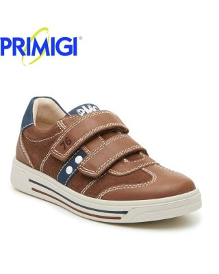 Primigi barna tépőzáras cipő