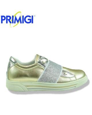 Primigi arany slipon cipő