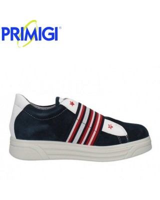 Primigi sötétkék slipon cipő
