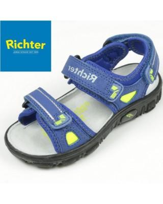 Richter kék szandál