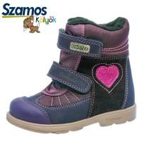 Supinált Téli cipők