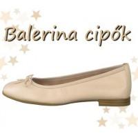 Balerina cipők